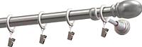 Карниз для штор Gardinia Пар D19 / 48-2029244 (240см, сатин) -
