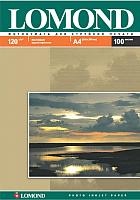 Фотобумага Lomond А4, 120 г/м, 100л. / 0102003 (матовая) -