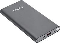 Портативное зарядное устройство Yoobao PL10 (серый) -