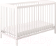Детская кроватка Polini Kids Simple 101 (белый) -