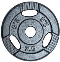 Диск для штанги No Brand K3-2.5kg (окрашенный) -