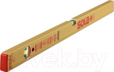 Фото - Уровень строительный Sola AZ 40 уровень 1000мм 2 глазка asx 100 sola бюджетное предложение от sola сделано в австрии 01153301