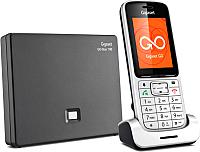 Беспроводной телефон Gigaset SL450A GO IP/Dect -