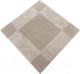 Коврик для ванной Axentia Lido 850255 (60x60, кремовый) -