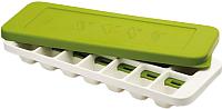 Форма для льда Joseph Joseph QuickSnap Plus 20018 (зеленый/белый) -