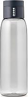Бутылка для воды Joseph Joseph Dot Hydration-Tracking 81053 (серый) -