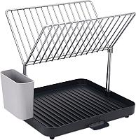 Сушилка для посуды Joseph Joseph Y-rack Dishdrainer 85084 (серый) -