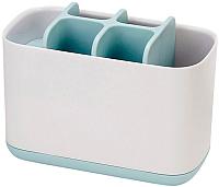 Стакан для зубной щетки и пасты Joseph Joseph EasyStore 70501 (белый) -
