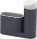 Органайзер для раковины Joseph Joseph SinkBase 85090 с дозатором для мыла (серый) -