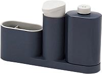 Органайзер для раковины Joseph Joseph SinkBase Plus 85091 (серый) -