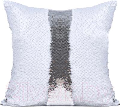 Подушка декоративная Bradex Русалка TD 0478 (белый)