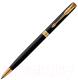 Ручка шариковая имиджевая Parker Sonnet Slim Matte Black GT 1931520 -