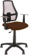 Кресло офисное Nowy Styl Fox 12+ GTP PL62 (Micro H) -