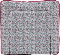 Пеленальный матрас Polini Kids Disney Последний богатырь. Принцесса 77x72 (розовый) -