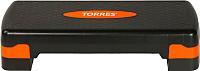 Степ-платформа Torres AL1005 (оранжевый/черный) -