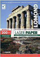 Бумага Lomond А4, 200 г/м, 250 л. / 0310341 (глянцевая) -