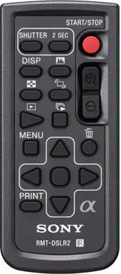 Пульт ДУ Sony RMT-DSLR2 / RMTDSLR2.CE