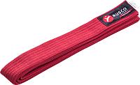 Пояс для кимоно RuscoSport 280см (красный) -