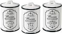 Набор емкостей для хранения Maestro Paris Maison MR-20030-03CS -