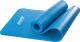Коврик для йоги и фитнеса Starfit FM-301 NBR (183x58x1.2см, синий) -