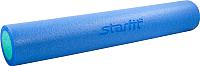 Валик для фитнеса массажный Starfit FA-502 (синий/голубой) -