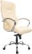 Кресло офисное Everprof Argo PU (кремовый) -