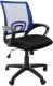Кресло офисное Everprof EP-696 (синий) -