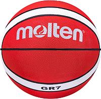Баскетбольный мяч Molten BGR7-RW (размер 7) -