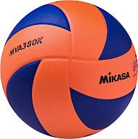 Мяч волейбольный Mikasa MVA 380K OBL -