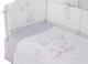 Комплект постельный в кроватку Perina Пио Пио ПП7-01.2 -