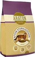 Корм для кошек Araton Cat After Sterilization / ART24140 (1.5кг) -