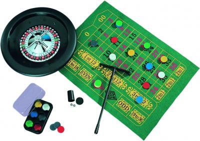 Настольная игра Simba Рулетка Лас-Вегас (106155089)