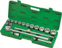 Универсальный набор инструментов Toptul GCAI1701 (17 предметов) -