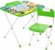 Комплект мебели с детским столом Ника Д1М Disney 1. Микки Маус и друзья -