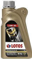 Моторное масло Lotos Synthetic C2+C3 SAE 5W30 / LBSYNC2C3/1 (1л) -