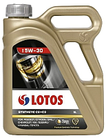 Моторное масло Lotos Syntetic C2+C3 SAE 5W30 (5л) -