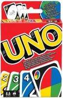 Настольная игра Mattel UNO Игральные карты / W2085 -