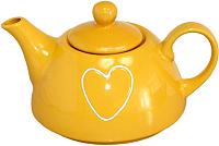 Заварочный чайник Perfecto Linea 30-487902 (желтый) -