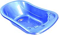 Ванночка детская Эльфпласт 231 (синий перламутр) -