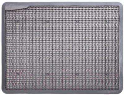 Коврик грязезащитный Berossi Step АС15656000 (серый)