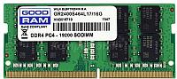 Оперативная память DDR4 Goodram GR2400S464L17/16G -
