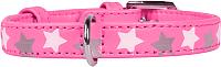 Ошейник Collar Glamour Звездочка 35837/1 (розовый) -