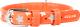 Ошейник Collar Glamour Звездочка 35854 (оранжевый) -