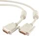 Кабель Cablexpert CC-DVI2-15 (белый) -