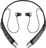 Наушники-гарнитура Wise HBS-500 (черный/черный) -