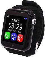 Умные часы детские Wise WG-SW003 X10 (черный) -