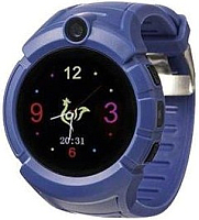 Умные часы детские Wise WG-KD01 (темно-синий) -