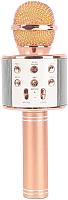 Микрофон Wise WS-858S (розовый металлик) -