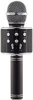 Микрофон Wise WS-858S (черный металлик) -