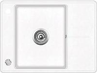 Мойка кухонная Teka Estela 50 S-TQ / 40148094 (белый) -